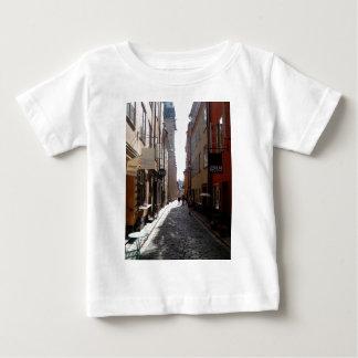 ストックホルムの通り ベビーTシャツ