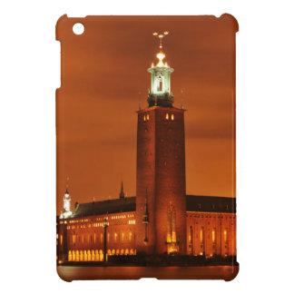 ストックホルム市役所、スウェーデン iPad MINIケース