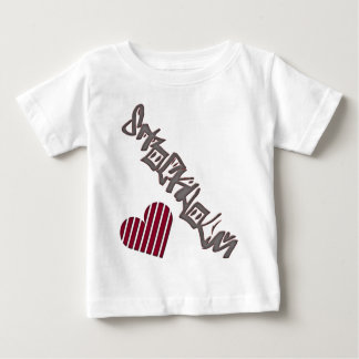 ストックホルム愛 ベビーTシャツ