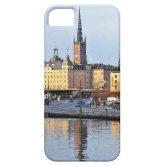 ストックホルム、スウェーデンのGamla Stan iPhone SE/5/5s ケース
