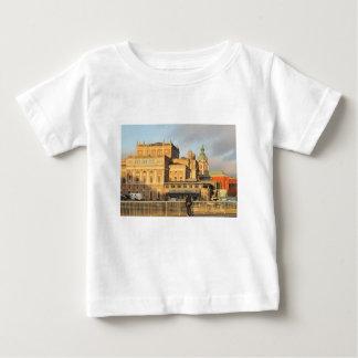 ストックホルム、スウェーデン ベビーTシャツ