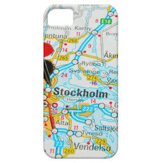 ストックホルム、スウェーデン iPhone SE/5/5s ケース