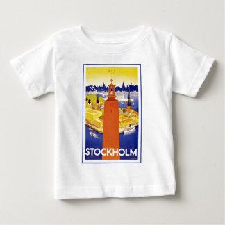 ストックホルム ベビーTシャツ
