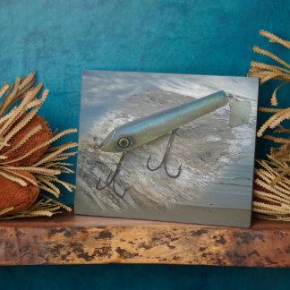 ストライパーのXpertの波のSlapperの旧式な魚釣りの魅惑 フォトプラーク