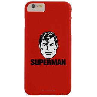 ストライプな男の子-スーパーマン2 BARELY THERE iPhone 6 PLUS ケース