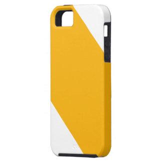 ストライプのなバニラカスタード iPhone SE/5/5s ケース