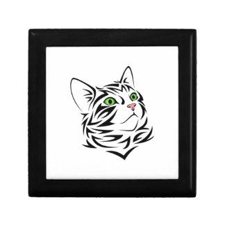 ストライプのな子猫猫1 ギフトボックス
