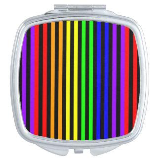 ストライプのな虹