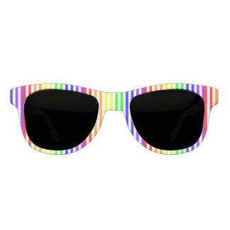 ストライプのな虹 サングラス