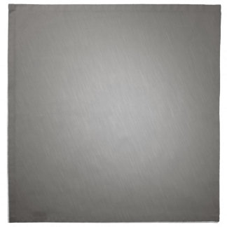 ストライプのな銀によってブラシをかけられるアルミニウム ナプキンクロス