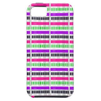 ストライプ及び点検2014年 iPhone SE/5/5s ケース