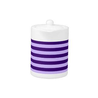 ストライプ-薄紫および暗いバイオレット薄くして下さい