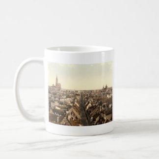 ストラスブール、アルザス、フランス コーヒーマグカップ