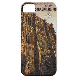 ストラスブール-カテドラルNotre Dame iPhone SE/5/5s ケース