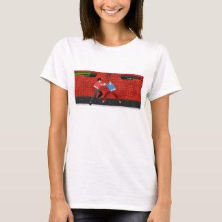 ストリート・ファイターの女性のTシャツ Tシャツ