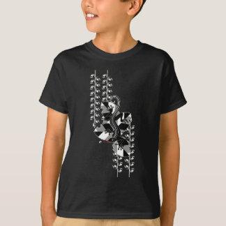 スナイパートカゲ(Sniper lizard) Tシャツ