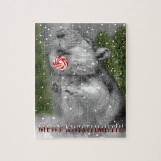 スナネズミのクリスマスの夢 ジグソーパズル
