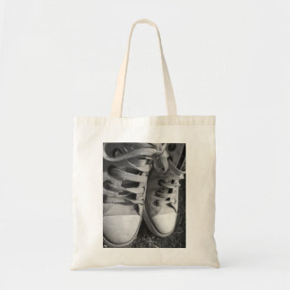 スニーカーかトレーナーのバッグ トートバッグ