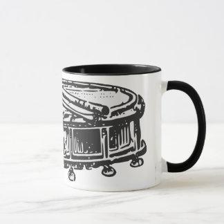 スネアドラム マグカップ