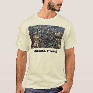 スノーケルPoipu Tシャツ
