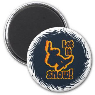 スノーボードの磁石 マグネット