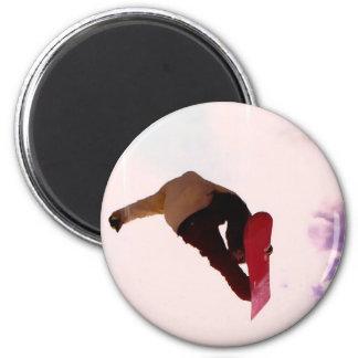 スノーボードの空気磁石 マグネット