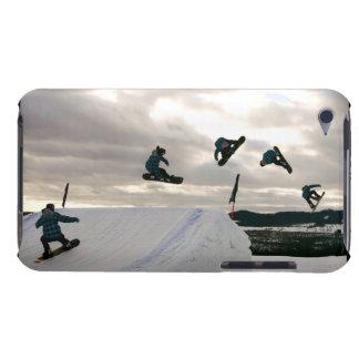 スノーボードはiTouchの場合をトリックします Case-Mate iPod Touch ケース
