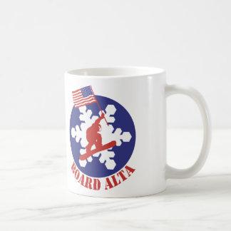 スノーボードアルタ コーヒーマグカップ