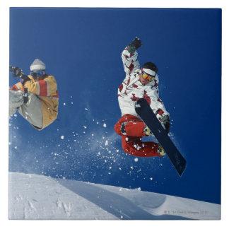 スノーボード8 タイル