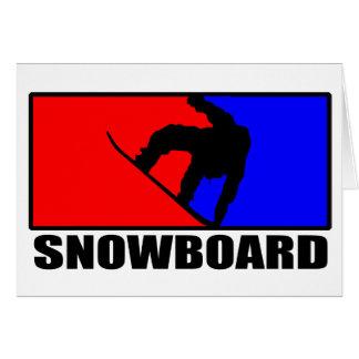 スノーボード カード
