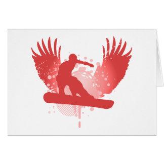 スノーボード: ハイファイ: カード