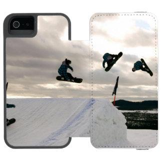 スノーボード INCIPIO WATSON™ iPhone 5 財布 ケース