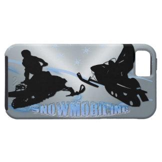 スノーモービルで行くこと- Snowmobilersの穹窖の箱 iPhone SE/5/5s ケース
