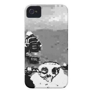 スノーモービルの自由 Case-Mate iPhone 4 ケース