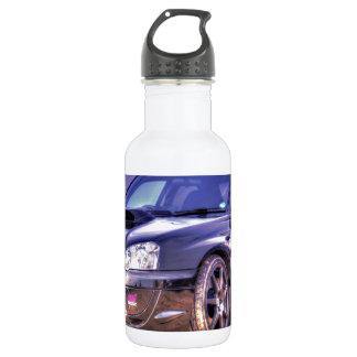 スバル・インプレッサ黒いWRX STi ウォーターボトル