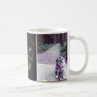 スパイクおよびエマ コーヒーマグカップ