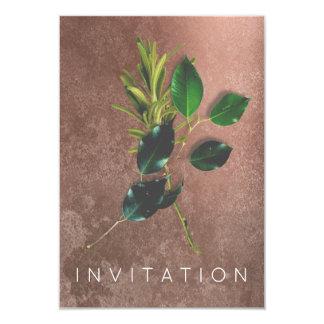 スパイスのイタリアンなシェフの夕食の緑の草木のオーガニックな汚い カード