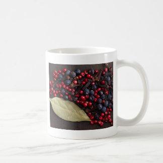 スパイスの果実 コーヒーマグカップ