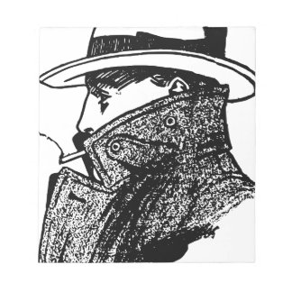 スパイ ノートパッド