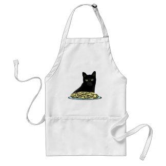 スパゲッティ猫 スタンダードエプロン