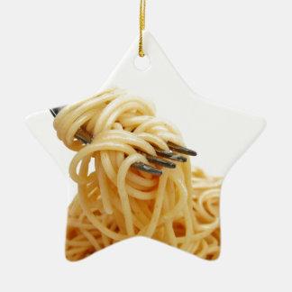 スパゲッティ セラミックオーナメント