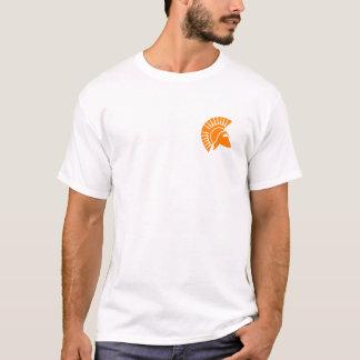 スパルタ式のヘルメットの記号 Tシャツ