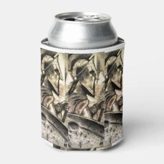 スパルタ式の戦士 缶クーラー