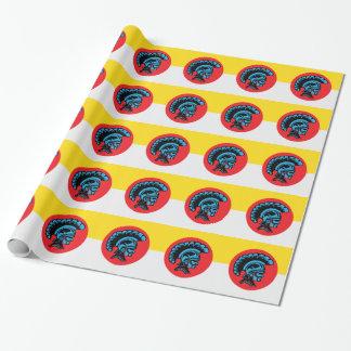 スパルタ式の熱-包装紙 ラッピングペーパー
