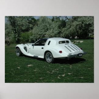 スパルタ式のII贅沢車 ポスター