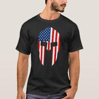 スパルタ式米国 Tシャツ