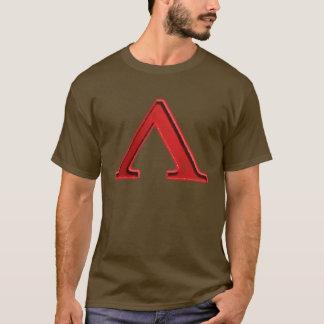 スパルタ式Lambda Tシャツ