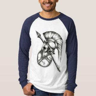スパルタ式W&Bの長袖 Tシャツ