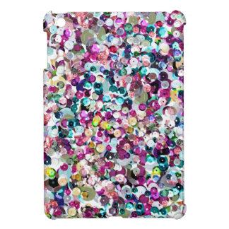 スパンコールの輝き iPad MINIケース