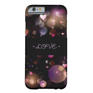 スパークさせた愛 BARELY THERE iPhone 6 ケース